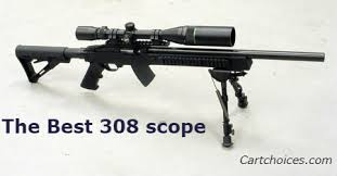best 308 scope