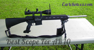 Best Scope For AR 10