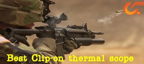 clip-on thermall scope