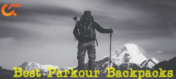 parkour backpacks
