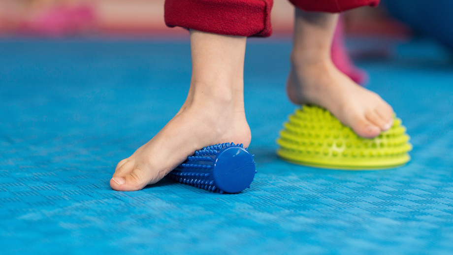 Flat feet and over-pronation problem