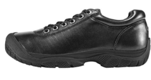 Keen Utility dress shoes for flat feet