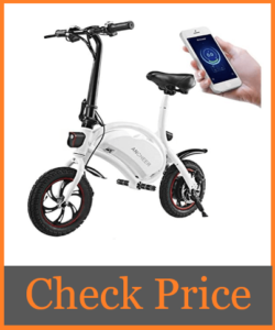ancheer electric bike under 500